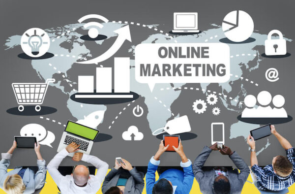 marketing online f